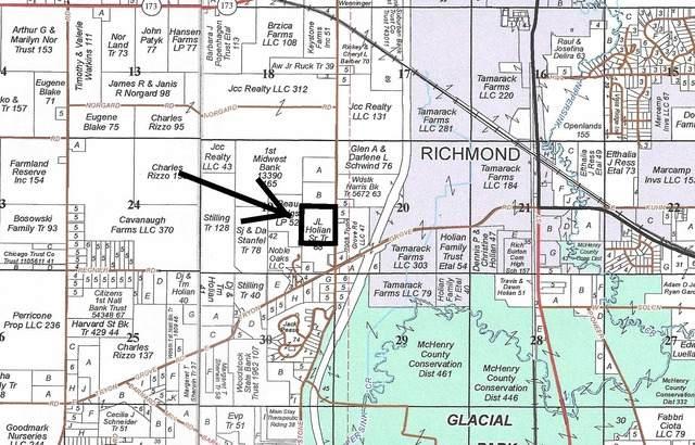 Lot 1 Keystone Road, Richmond, IL 60071 (MLS #10804827) :: Helen Oliveri Real Estate