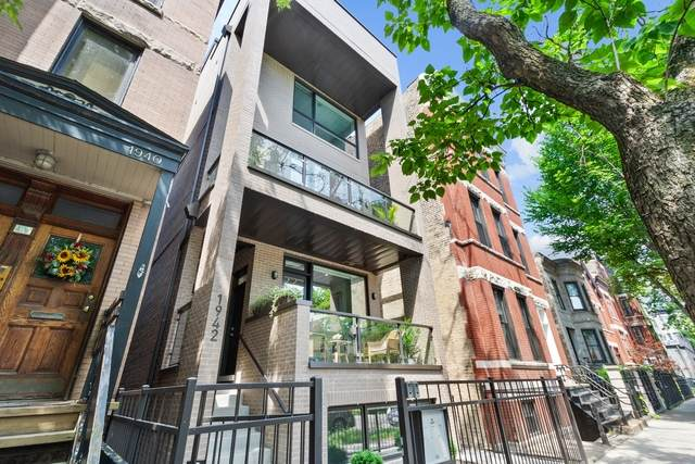 1942 N Sheffield Avenue #1, Chicago, IL 60614 (MLS #10804831) :: John Lyons Real Estate