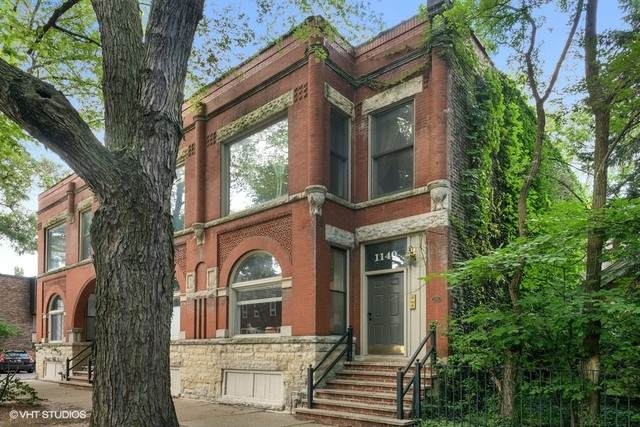 1140 W Schubert Avenue #2, Chicago, IL 60614 (MLS #10804834) :: Touchstone Group