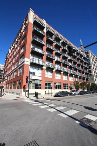 333 S Desplaines Street #508, Chicago, IL 60661 (MLS #10804857) :: Touchstone Group