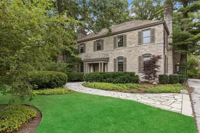 808 Roslyn Terrace, Evanston, IL 60201 (MLS #10804941) :: BN Homes Group