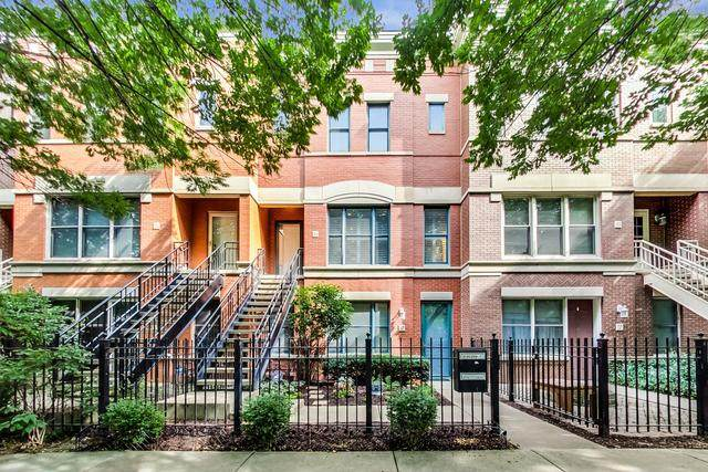 1316 W Fillmore Street B, Chicago, IL 60607 (MLS #10804953) :: Touchstone Group