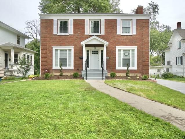10551 S Prospect Avenue, Chicago, IL 60643 (MLS #10805036) :: Angela Walker Homes Real Estate Group