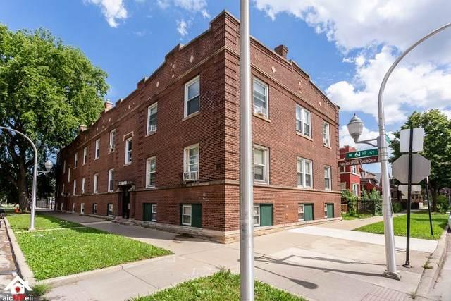 6101 Marshfield Avenue, Chicago, IL 60636 (MLS #10805049) :: John Lyons Real Estate