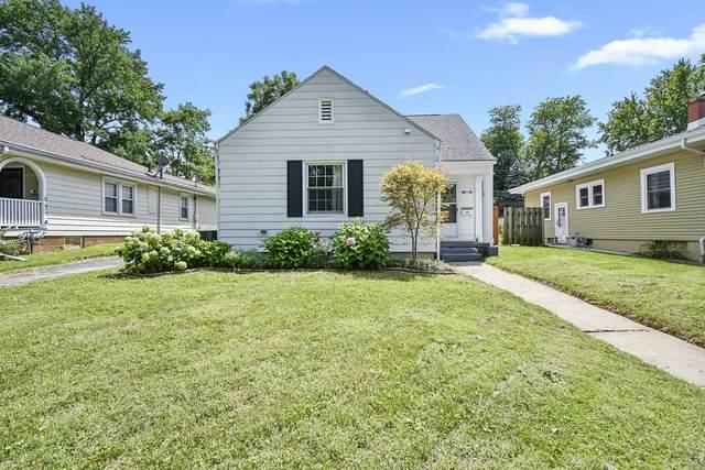 909 W William Street, Champaign, IL 61821 (MLS #10805074) :: Ryan Dallas Real Estate