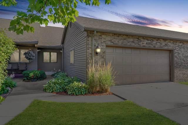 1509 Fort Jesse Road #9, Normal, IL 61761 (MLS #10805138) :: John Lyons Real Estate