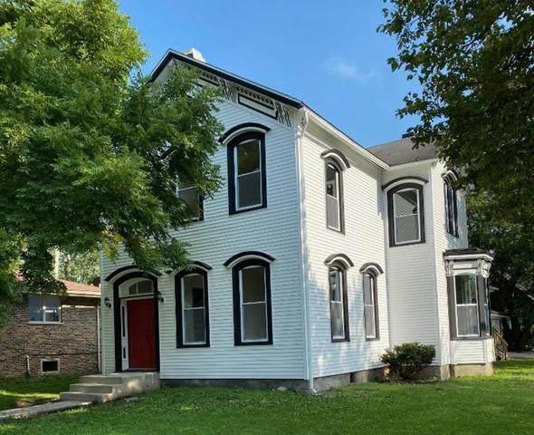 1347 Elizabeth Street, Crete, IL 60417 (MLS #10805141) :: Angela Walker Homes Real Estate Group