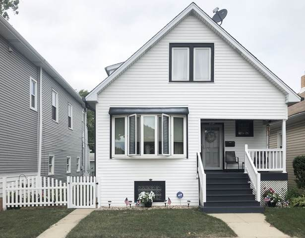 5154 W Ainslie Street, Chicago, IL 60630 (MLS #10805155) :: Angela Walker Homes Real Estate Group