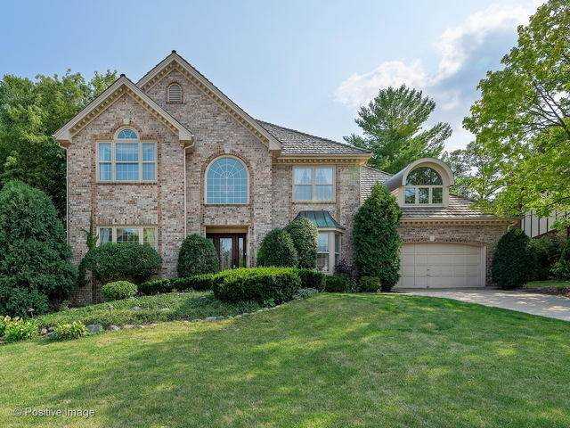 1525 Burning Tree Court, Lisle, IL 60532 (MLS #10805218) :: John Lyons Real Estate