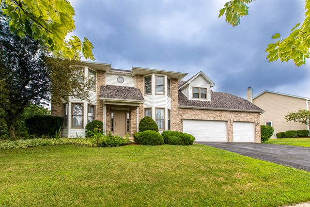 1415 Heron Drive, Antioch, IL 60002 (MLS #10805222) :: Littlefield Group