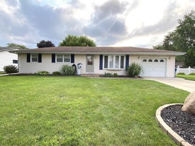 403 N Van Buren Avenue, Bradley, IL 60915 (MLS #10805243) :: Touchstone Group