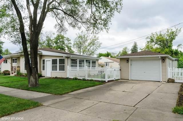 2293 S Scott Street, Des Plaines, IL 60018 (MLS #10805258) :: Touchstone Group
