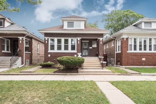 8049 S Bishop Street, Chicago, IL 60620 (MLS #10805261) :: Property Consultants Realty