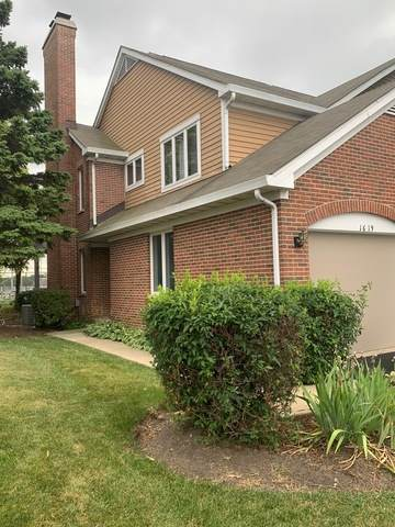 1619 N Courtland Drive, Arlington Heights, IL 60004 (MLS #10805275) :: Littlefield Group