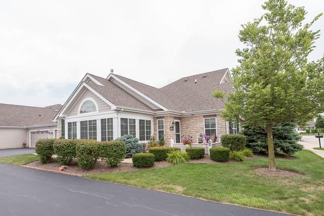 16641 S Fox Run Circle, Plainfield, IL 60586 (MLS #10805307) :: John Lyons Real Estate