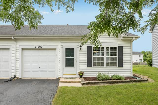 21207 W Duncan Court, Plainfield, IL 60544 (MLS #10805308) :: Angela Walker Homes Real Estate Group