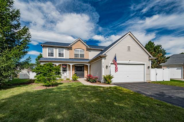12162 Magnolia Court, Plainfield, IL 60585 (MLS #10805316) :: Property Consultants Realty