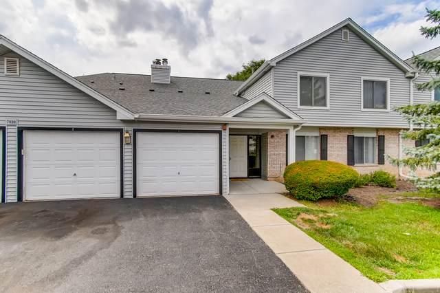 7030 Brighton Court 24-204, Woodridge, IL 60517 (MLS #10805342) :: Angela Walker Homes Real Estate Group