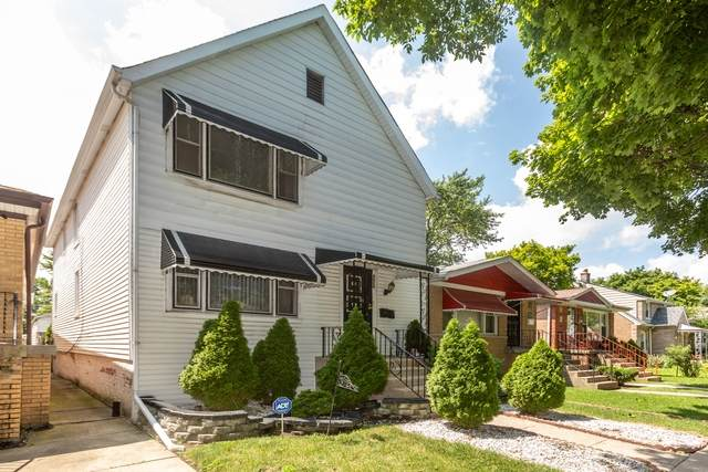 9014 S Lowe Avenue, Chicago, IL 60620 (MLS #10805350) :: Property Consultants Realty