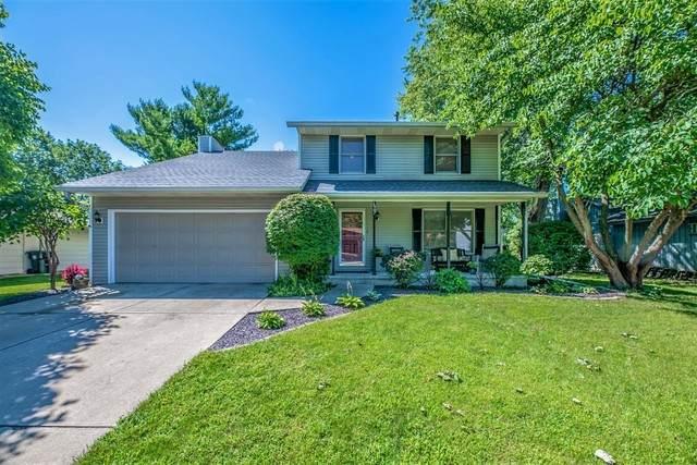 1607 Tompkins Drive, Normal, IL 61761 (MLS #10805355) :: Helen Oliveri Real Estate