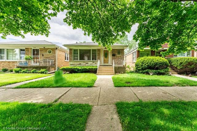 6312 N Springfield Avenue, Chicago, IL 60659 (MLS #10805387) :: Angela Walker Homes Real Estate Group