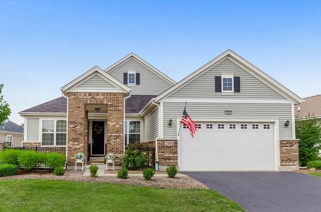 2940 Chevy Chase Lane, Naperville, IL 60564 (MLS #10805395) :: John Lyons Real Estate