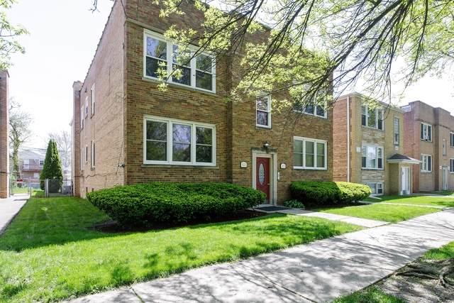 6223 N Kedzie Avenue 1S, Chicago, IL 60659 (MLS #10805406) :: Angela Walker Homes Real Estate Group