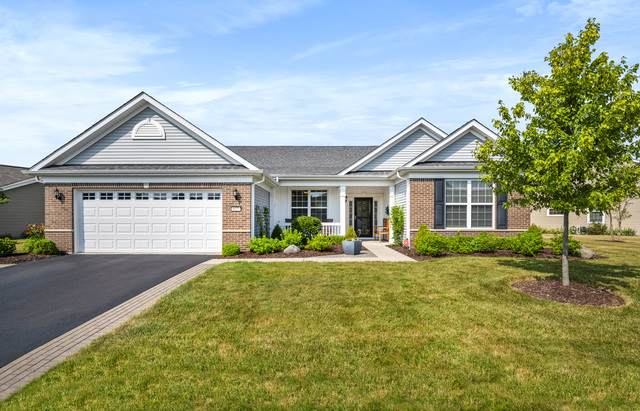 627 Lincoln Circle, Shorewood, IL 60404 (MLS #10805445) :: The Wexler Group at Keller Williams Preferred Realty