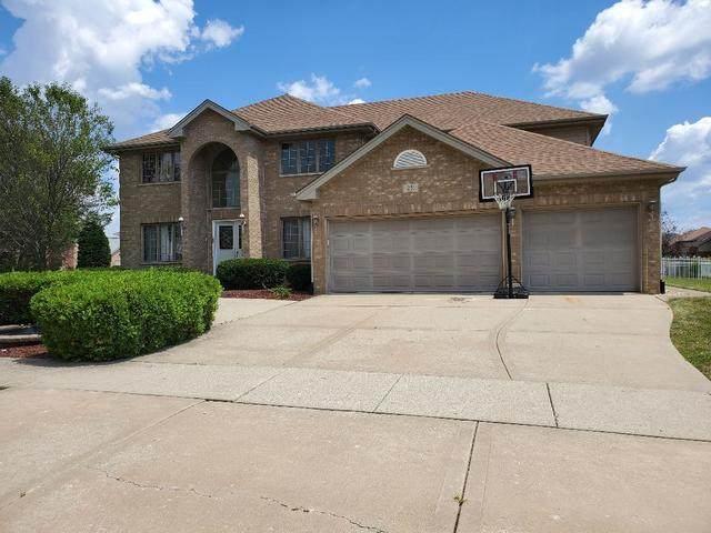 231 Grafton Place, Matteson, IL 60443 (MLS #10805472) :: John Lyons Real Estate