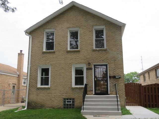 2813 Washington Street, Franklin Park, IL 60131 (MLS #10805484) :: John Lyons Real Estate