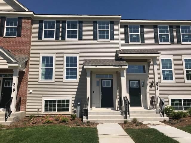 562 Cimmaron Circle, Crystal Lake, IL 60012 (MLS #10805557) :: Suburban Life Realty