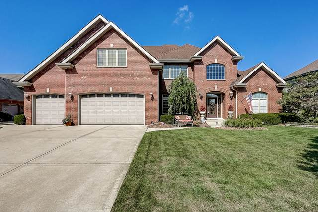 16040 Josef Drive, Homer Glen, IL 60491 (MLS #10805636) :: Property Consultants Realty