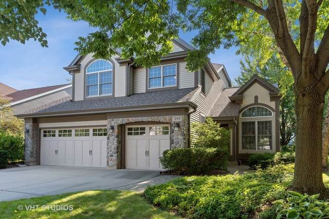 799 Willow Court, Itasca, IL 60143 (MLS #10805688) :: John Lyons Real Estate