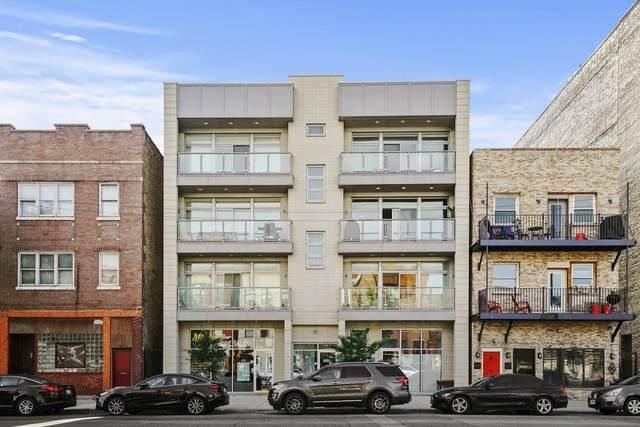 1310 N Western Avenue 3N, Chicago, IL 60622 (MLS #10805766) :: Angela Walker Homes Real Estate Group