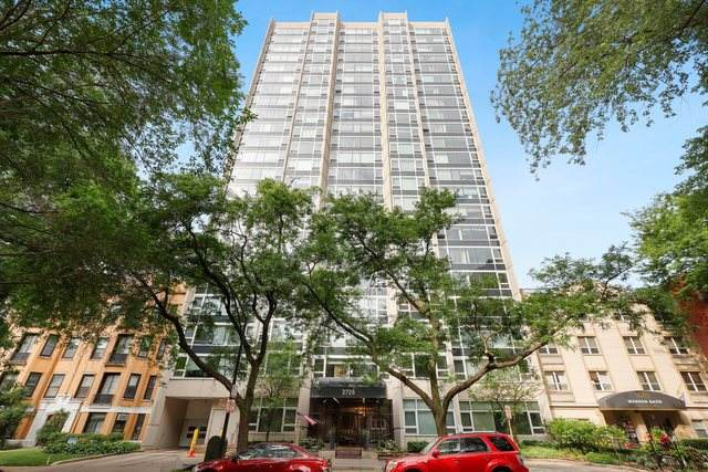 2728 N Hampden Court #509, Chicago, IL 60614 (MLS #10805819) :: The Wexler Group at Keller Williams Preferred Realty
