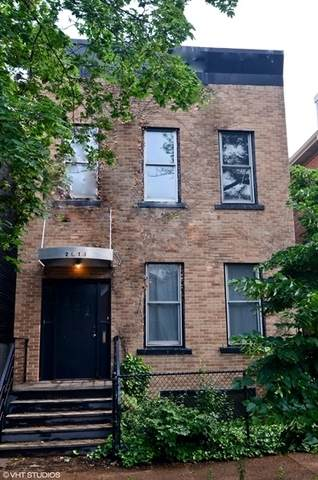 2018 W Homer Street, Chicago, IL 60647 (MLS #10805896) :: Property Consultants Realty