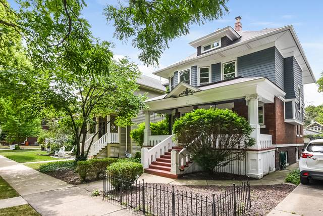 941 Wesley Avenue, Oak Park, IL 60304 (MLS #10805897) :: John Lyons Real Estate