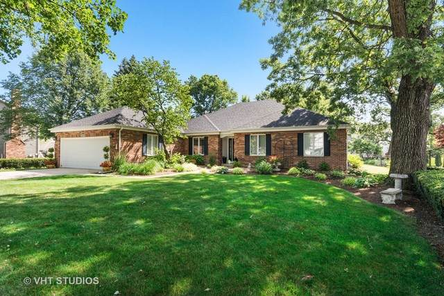 1632 Fox Bend Court, Naperville, IL 60563 (MLS #10805900) :: The Wexler Group at Keller Williams Preferred Realty