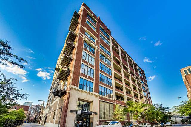 320 E 21st Street #810, Chicago, IL 60616 (MLS #10805955) :: Angela Walker Homes Real Estate Group