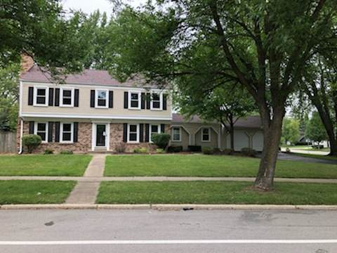 801 Manchester Street, Naperville, IL 60563 (MLS #10805981) :: The Wexler Group at Keller Williams Preferred Realty