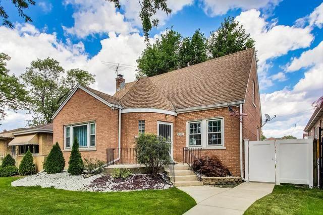 5307 S Menard Avenue, Chicago, IL 60638 (MLS #10805986) :: Angela Walker Homes Real Estate Group