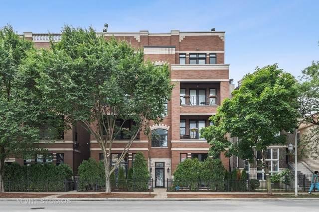 3028 N Sheffield Avenue 1S, Chicago, IL 60657 (MLS #10806020) :: John Lyons Real Estate
