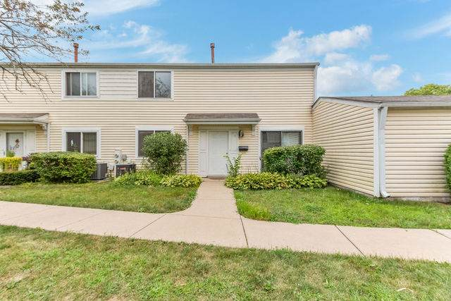 778 Barnaby Place 95C, Wheeling, IL 60090 (MLS #10806061) :: Littlefield Group