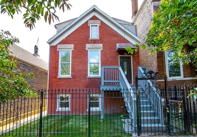 2320 S Sawyer Avenue, Chicago, IL 60623 (MLS #10806062) :: Angela Walker Homes Real Estate Group