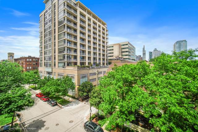 221 E Cullerton Street P26, Chicago, IL 60616 (MLS #10806071) :: Angela Walker Homes Real Estate Group