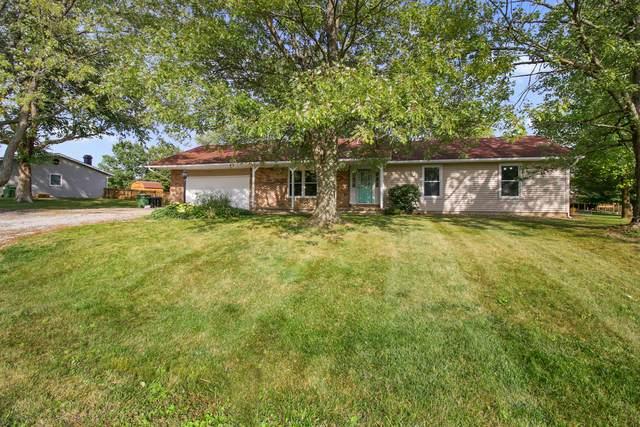702 Northwood Drive, Mahomet, IL 61853 (MLS #10806103) :: Littlefield Group