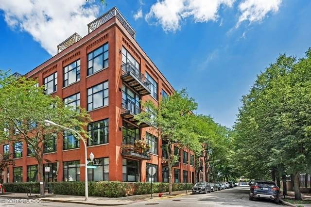 1259 N Wood Street #402, Chicago, IL 60622 (MLS #10806191) :: Property Consultants Realty