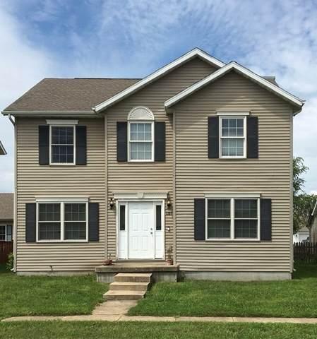 1301 Montgomery Street, Urbana, IL 61802 (MLS #10806196) :: Ryan Dallas Real Estate