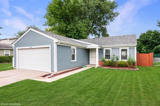 980 W Bryn Mawr Avenue, Roselle, IL 60172 (MLS #10806334) :: John Lyons Real Estate