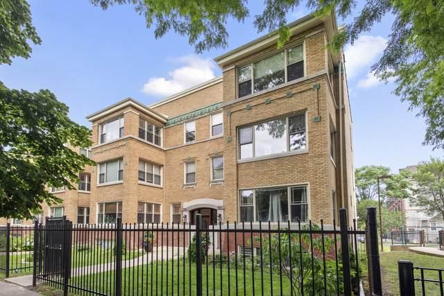 4445 N Magnolia Avenue #1, Chicago, IL 60640 (MLS #10806361) :: Angela Walker Homes Real Estate Group